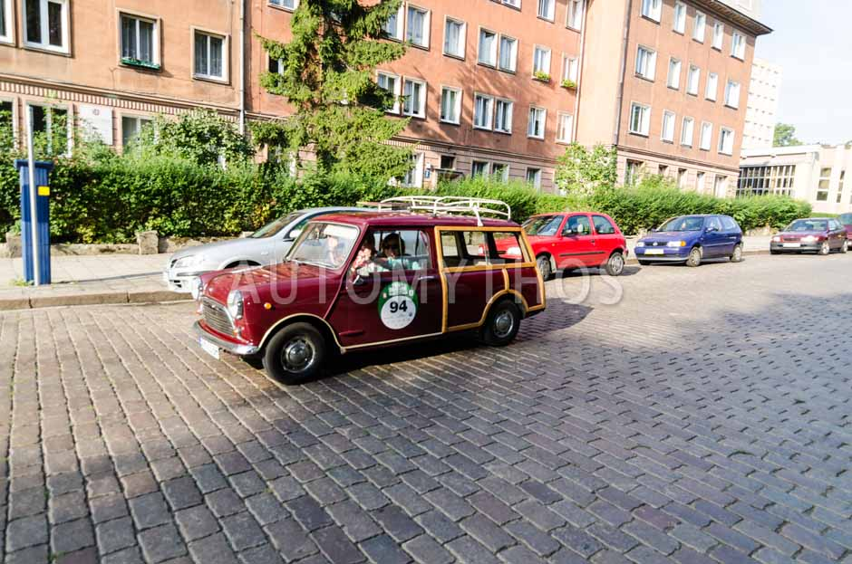 Automythos | 7. Hamburg Berlin Klassik 2014 | 94 | Ursula Schmidt-Staudt & Karin Krieg | Innocenti Mini t