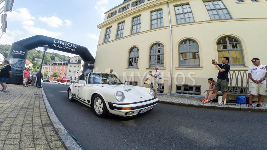 Automythos   13. Sachsen Classic 2015   46   Peter Weidinger & Heinrich Hechenberger   Porsche 911 Carrera Targa 3.2