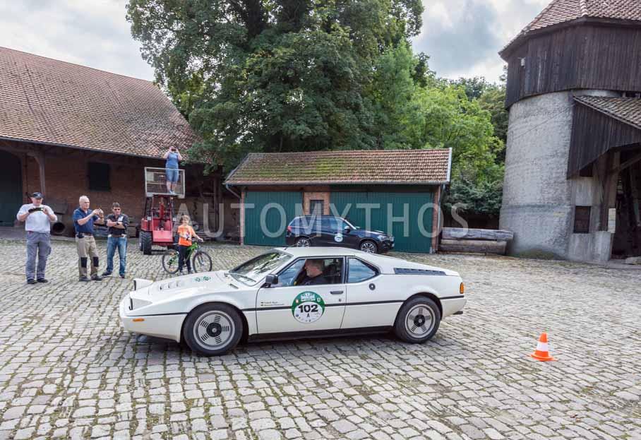 Automythos | 8. Hamburg Berlin Klassik 2015 | 102 | Frank B. Meyer & Alexander Hildebrandt | BMW M1