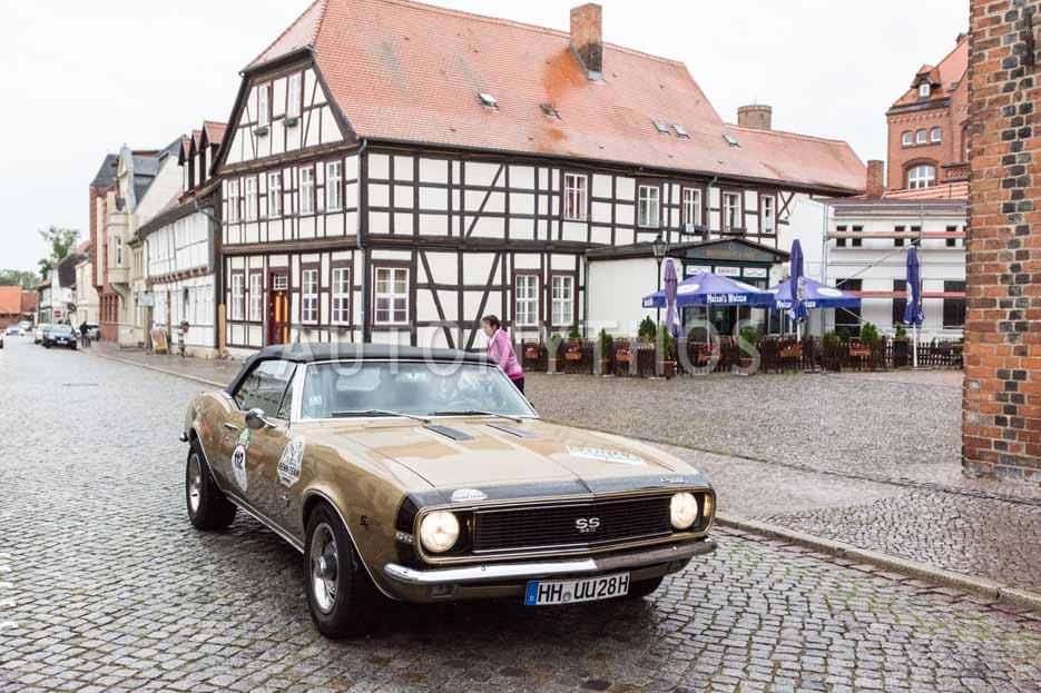 Automythos | 8. Hamburg Berlin Klassik 2015 | 112 | Holger Völsch & Jens Buss | Chevrolet Camaro