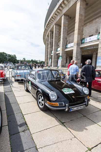 Automythos | 8. Hamburg Berlin Klassik 2015 | 119 | Stefan Henning & Matthias Urbach | Porsche 912 & Volkswagen Käfer Straßenwacht