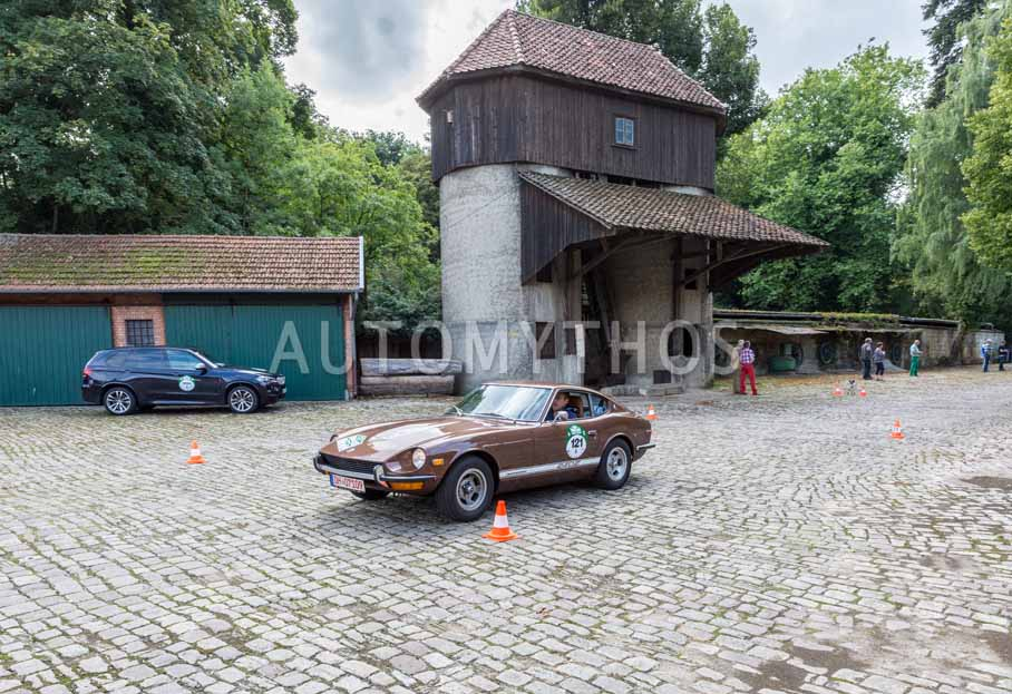 Automythos | 8. Hamburg Berlin Klassik 2015 | 121 | Axel Ernst & Johannes Bitter-Suermann | Datsun 240Z