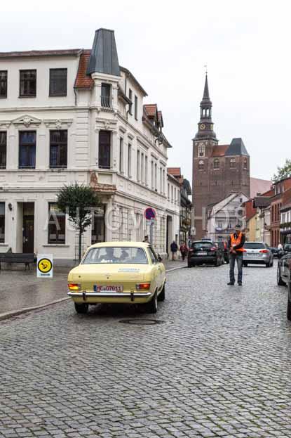 Automythos | 8. Hamburg Berlin Klassik 2015 | 123 | Christian Köppen & Gabriele Köppen | Opel Kadett B