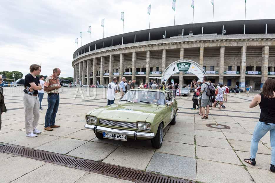 Automythos | 8. Hamburg Berlin Klassik 2015 | 126 | André Preiß & Christian Mathes | Ford Capri 1600 GT MK 1