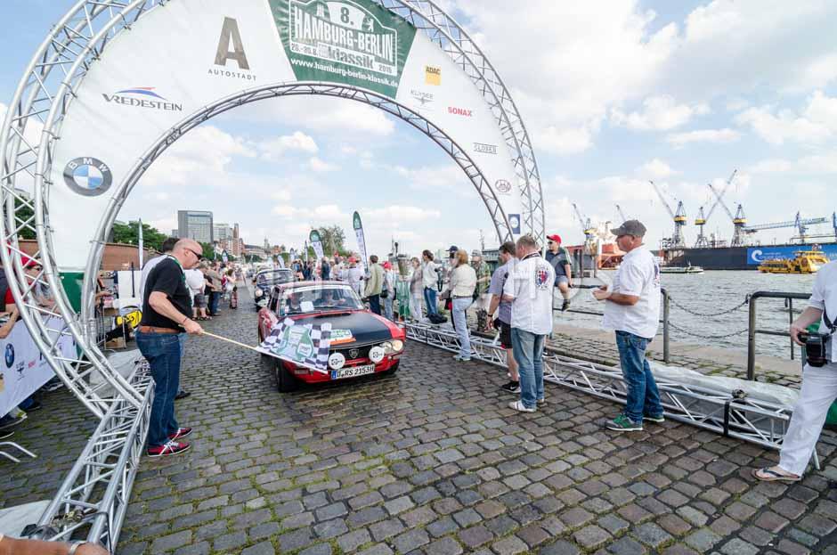 Automythos | 8. Hamburg Berlin Klassik 2015 | 134 | Julian Seume & Julian Oertzen | Lancia Fulvia