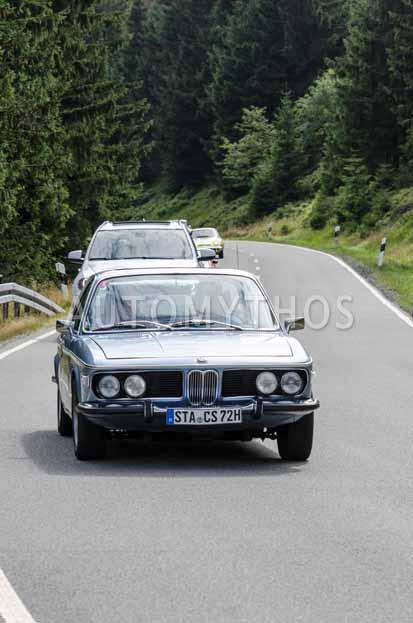Automythos | 8. Hamburg Berlin Klassik 2015 | 136 | Dr. Daniel Tasch & Anton Tasch | BMW 3.0 CSi