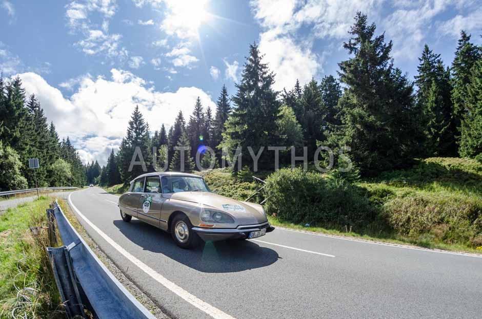 Automythos | 8. Hamburg Berlin Klassik 2015 | 139 | Manfred Postert | Citroën DS 23