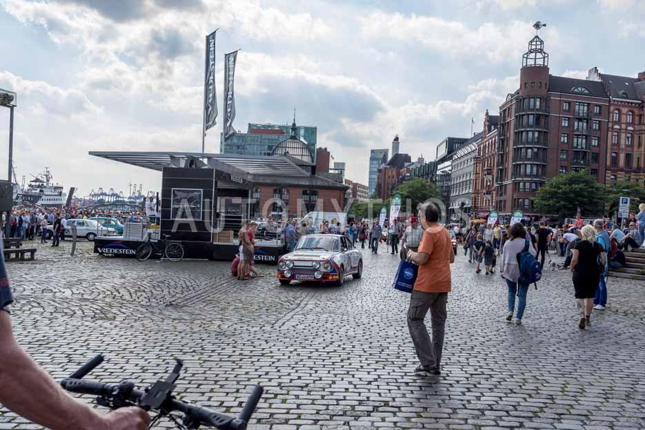 Automythos | 8. Hamburg Berlin Klassik 2015 | 140 | Hilmar Bosse & Christina Wotke | Skoda 130 RS