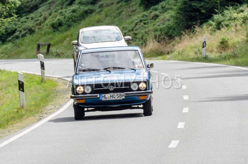Automythos   8. Hamburg Berlin Klassik 2015   143   Henning Oldenburg & Stefan Rath   Volkswagen K 70