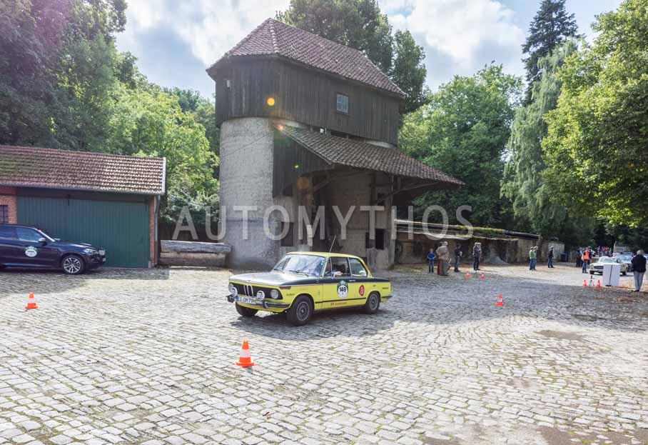 Automythos   8. Hamburg Berlin Klassik 2015   149   Carsten Meerjans & Christian Boll   BMW 1602