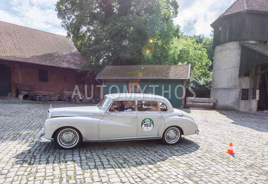 Automythos | 8. Hamburg Berlin Klassik 2015 | 153 | Egbert Tieskötter & Guido Tieskötter | Mercedes-Benz 300