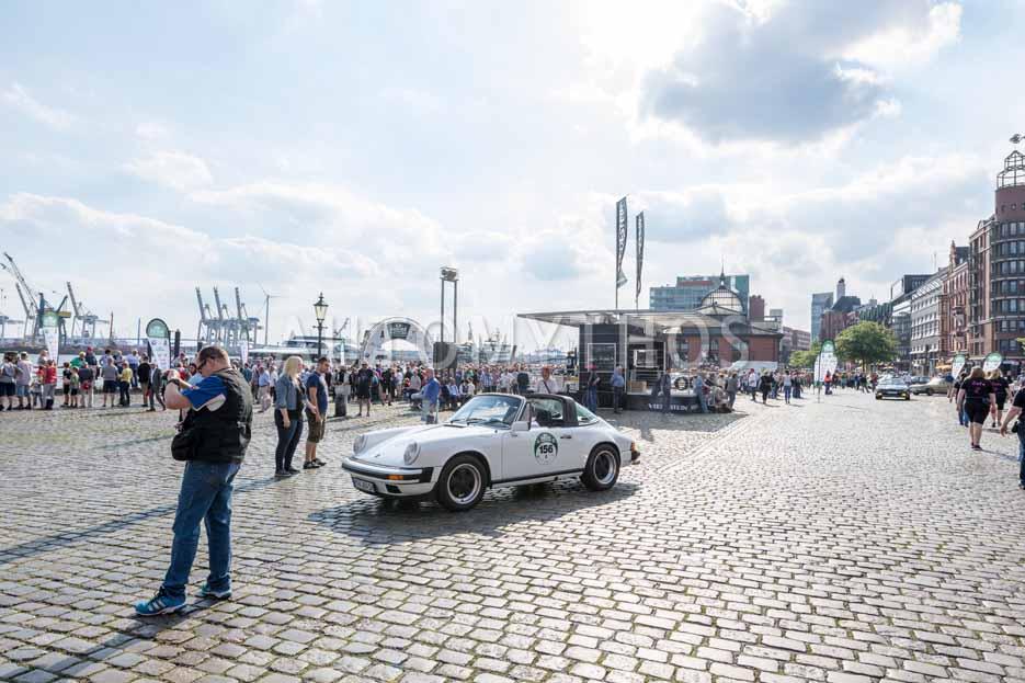 Automythos | 8. Hamburg Berlin Klassik 2015 | 156 | Rachid Ait Bouhou & Maximilian Vetter | Porsche 911 Carrera 3.0 Targa
