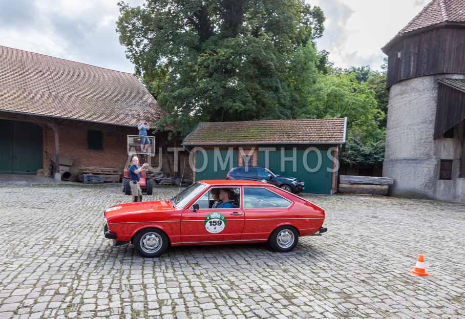 Automythos | 8. Hamburg Berlin Klassik 2015 | 159 | Michael Grinda & Frauke Grinda | Volkswagen Passat