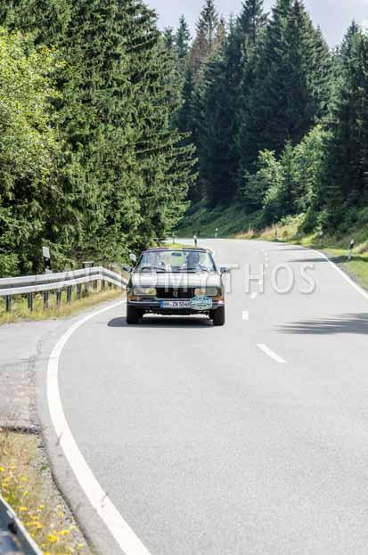 Automythos | 8. Hamburg Berlin Klassik 2015 | 161 | Klaus Täubrich & Kornelius Fürst | Peugeot 504 Cabriolet