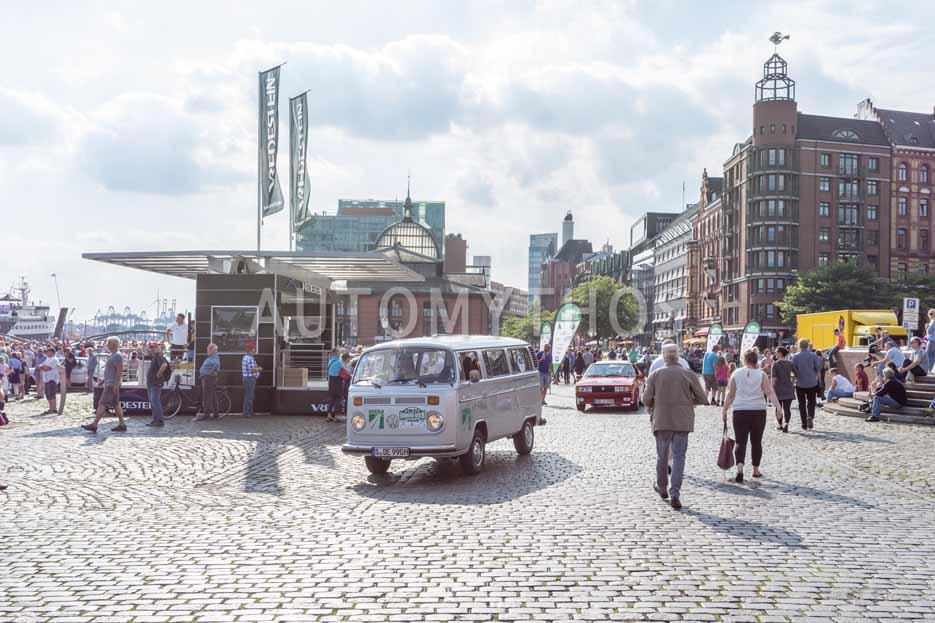 Automythos | 8. Hamburg Berlin Klassik 2015 | 162 | Clemens Klinke & Friedhelm Schwicker | Volkswagen T2