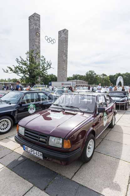 Automythos | 8. Hamburg Berlin Klassik 2015 | 169 | Peter Sudeck | Skoda Rapid S 135