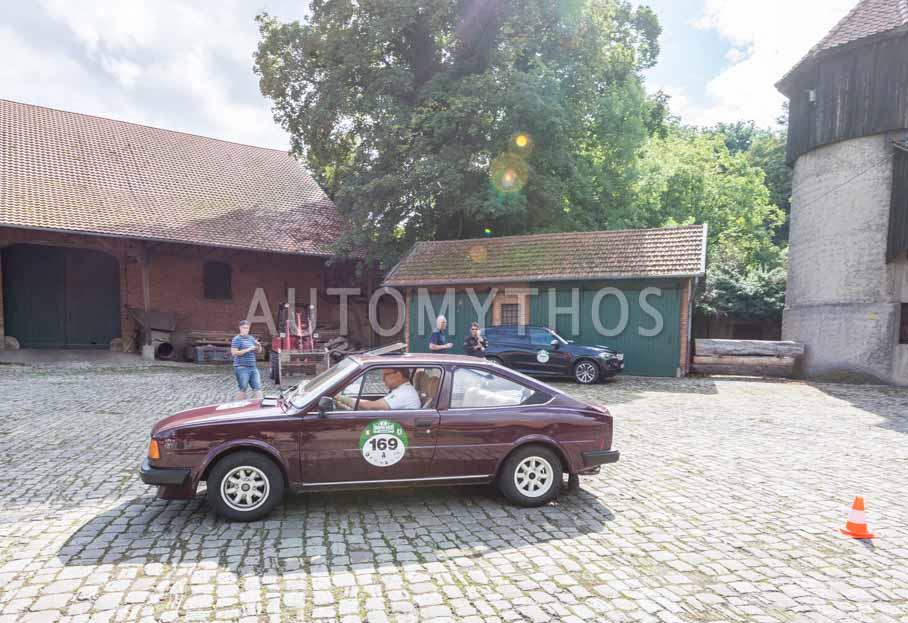 Automythos   8. Hamburg Berlin Klassik 2015   169   Peter Sudeck   Skoda Rapid S 135