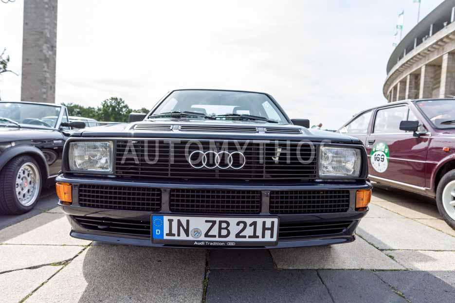 Automythos | 8. Hamburg Berlin Klassik 2015 | 170 | Thomas Frank & Timo Witt | Audi Sport Quattro