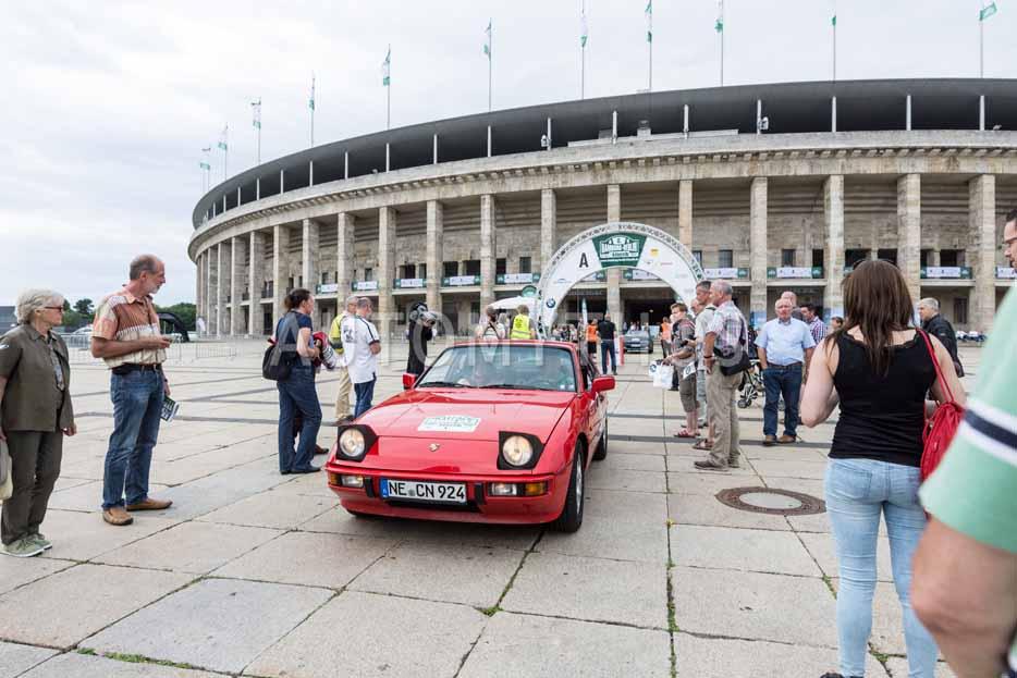 Automythos | 8. Hamburg Berlin Klassik 2015 | 173 | Carsten Brüning & Nicol Brüning | Porsche 924 S