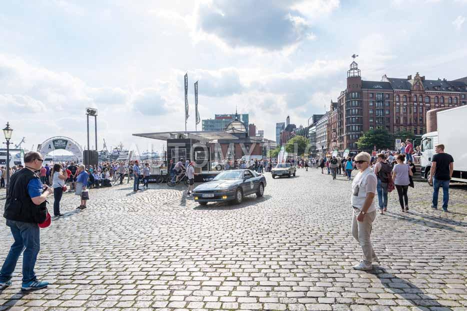 Automythos | 8. Hamburg Berlin Klassik 2015 | 174 | Dr. Thomas Westenberger & Rudolf Westenberger | Toyota Supra