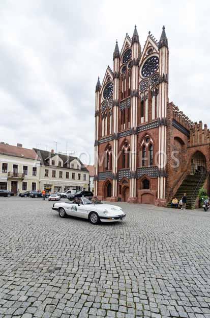 Automythos | 8. Hamburg Berlin Klassik 2015 | 178 | Rolf Bob & Clara Munte | Alfa Romeo Spider 2.0