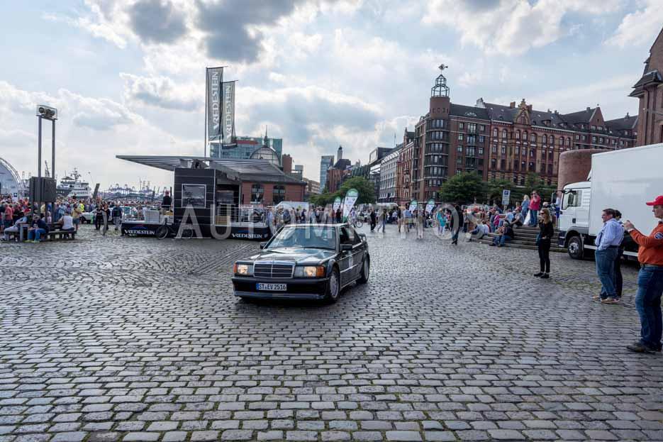 Automythos | 8. Hamburg Berlin Klassik 2015 | 179 | Philip Kreyenborg & Ann-Sophie Kreyenborg | Mercedes-Benz W201 190 E 2.5-16 Evo I