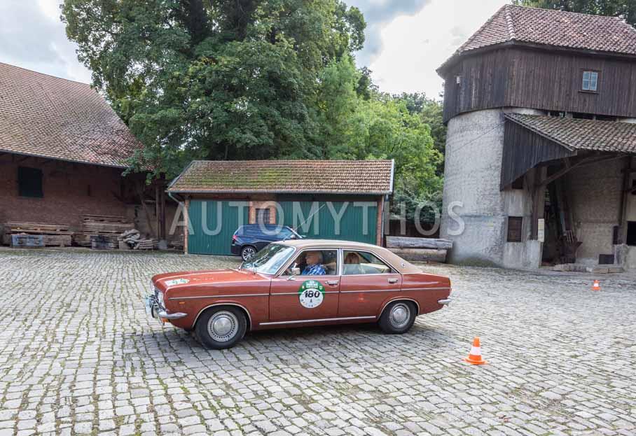 Automythos | 8. Hamburg Berlin Klassik 2015 | 180 | Hans-Joachim Noack & Thomas Raguse | Simca Chrysler 2.0