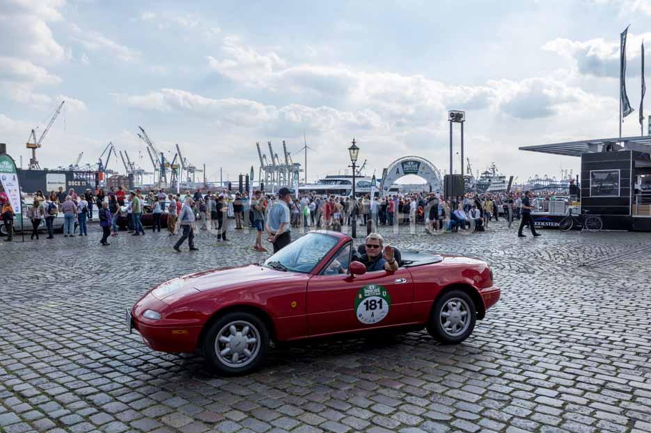 Automythos | 8. Hamburg Berlin Klassik 2015 | 181 | Benjamin Schweppe & Tomas Hirschberger | Mazda MX-5