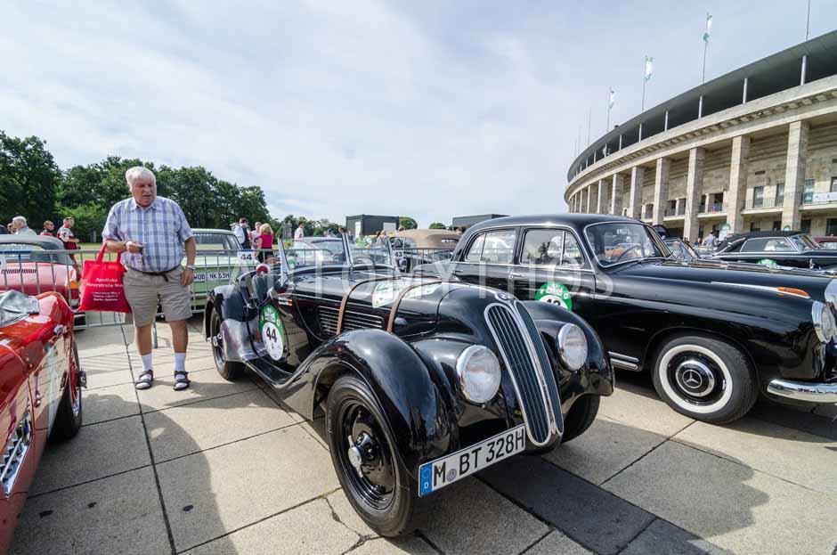 Automythos | 8. Hamburg Berlin Klassik 2015 | 44 | Ulrich Knieps & Katarina Witt | BMW 328
