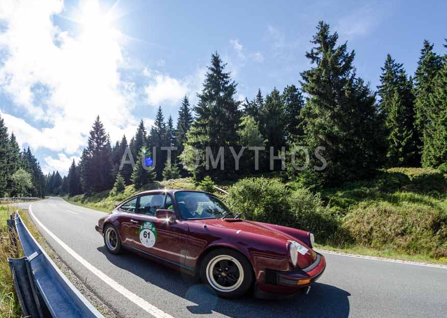 Automythos   8. Hamburg Berlin Klassik 2015   61   Dierk Berlinghoff & Claudia Berlinghoff   Porsche 911 SC