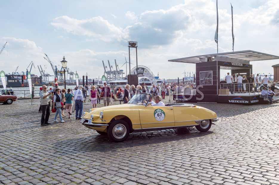 Automythos | 8. Hamburg Berlin Klassik 2015 | 67 | Andreas Golz | Citroën DS 19 Cabriolet