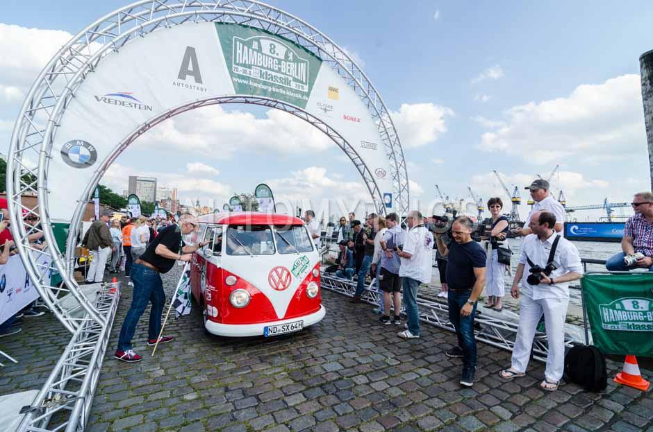 Automythos | 8. Hamburg Berlin Klassik 2015 | 87 | Dirk Hattenhauer & Tim Lücke | Volkswagen T1