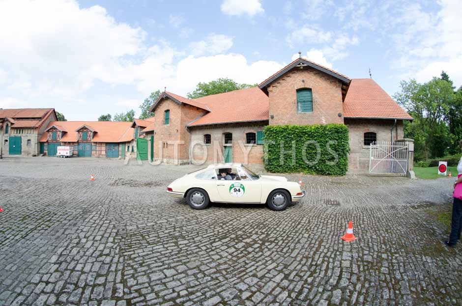 Automythos | 8. Hamburg Berlin Klassik 2015 | 94 | Marcus Dreier & Nathalie Dreier | Porsche 912
