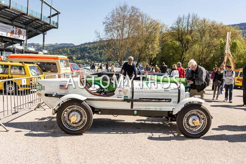 Automythos | 5. Bodensee Klassik 2016 | 1 | Stefan Jochum & Ulli Jochum | Marmon Roosevelt Racer