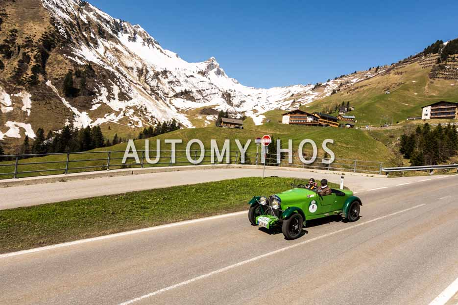 Automythos | 5. Bodensee Klassik 2016 | 2 | Ralf Klaus & Hans Georg Ahrens | Talbot London 90 AV
