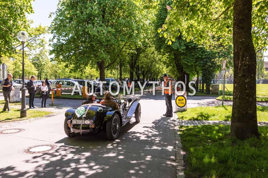 Automythos | 5. Bodensee Klassik 2016 | 4 | Guy Berscheid & Marc Zago | Riley MPH