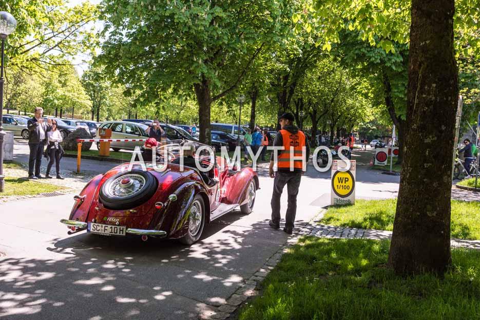 Automythos   5. Bodensee Klassik 2016   6   Udo Feser & Peter Feser   Wanderer W 25