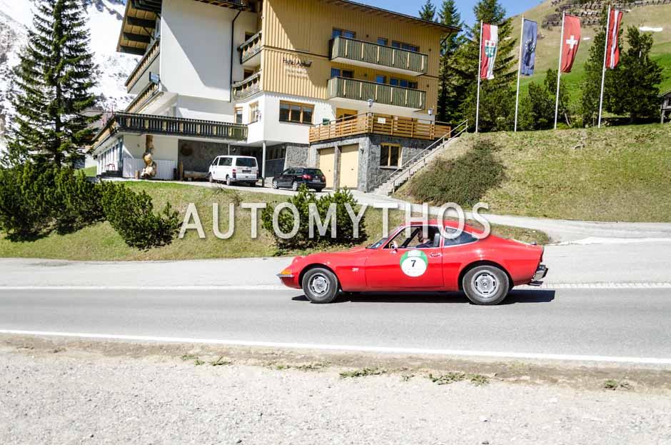 Automythos | 5. Bodensee Klassik 2016 | 7 | Benjamin Sadler & Kai Petermann | Opel GT