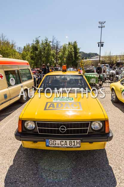 Automythos | 5. Bodensee Klassik 2016 | 10 | Peyman Amin & Bernd Schweickard | Opel Kadett D Caravan