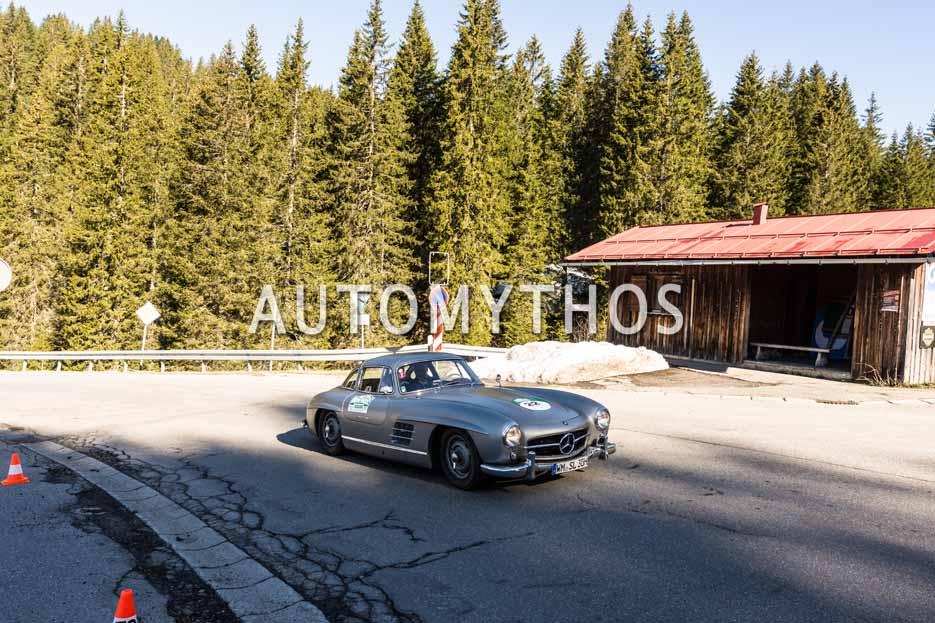 Automythos | 5. Bodensee Klassik 2016 | 22 | Malte Klarczyk & Diane Reyher | Mercedes-Benz 300 SL