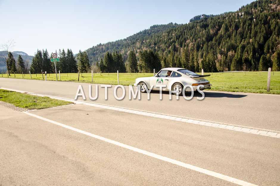 Automythos | 5. Bodensee Klassik 2016 | 23 | Dr. Stefan Sommer & Bernd Wieland | Porsche 911 SC/RS