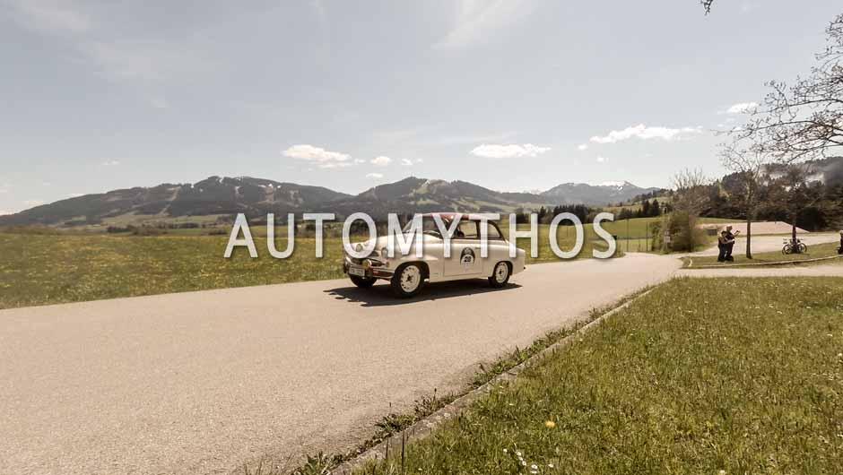 Automythos   5. Bodensee Klassik 2016   28   Ondřej Běhal & Vítězslav Kodym   Skoda 440