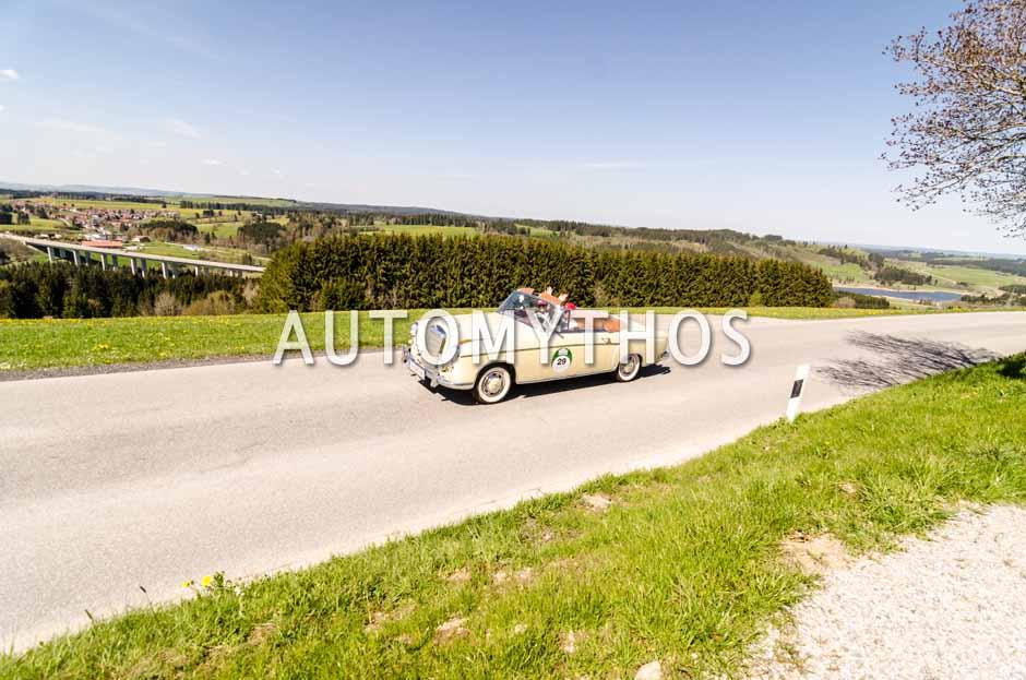Automythos | 5. Bodensee Klassik 2016 | 29 | Linda Lehner & Brigitte Lehner | Mercedes-Benz 220 S Cabriolet