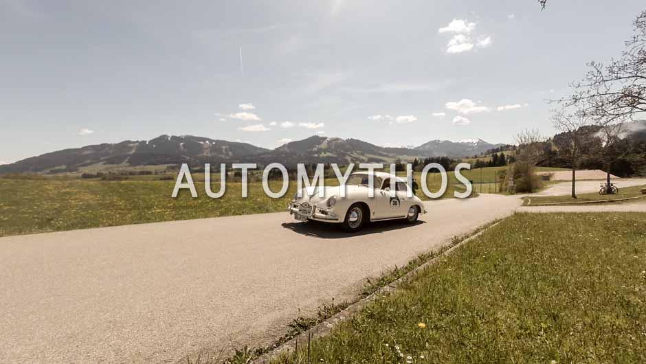 Automythos | 5. Bodensee Klassik 2016 | 36 | Dr. Michael Effing & Chiara Effing | Porsche 356 A Coupé