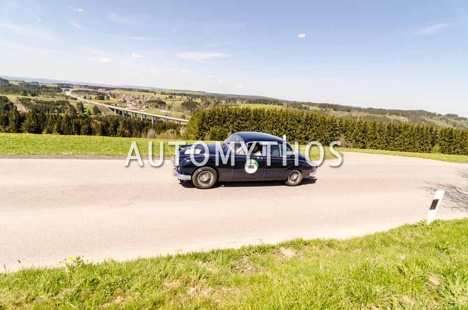 Automythos | 5. Bodensee Klassik 2016 | 38 | Wolfgang Lachermund & Margot Schneider | Jaguar MK 2 3.8 Litre