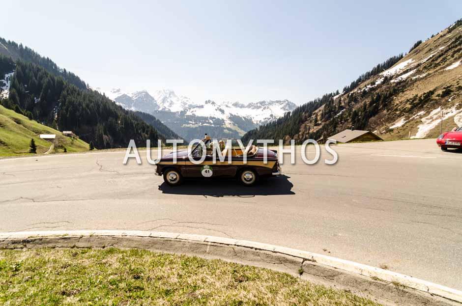 Automythos | 5. Bodensee Klassik 2016 | 41 | Stefan Wulff & Christin Quack-Wulff | Singer Gazelle Convertible MK IV