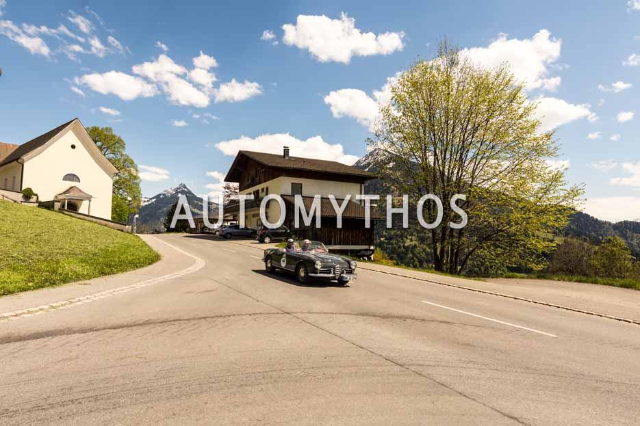 Automythos | 5. Bodensee Klassik 2016 | 44 | Dr. Hans H. Hamer & Boris Rogosch | Alfa Romeo Giulia Spider 1600
