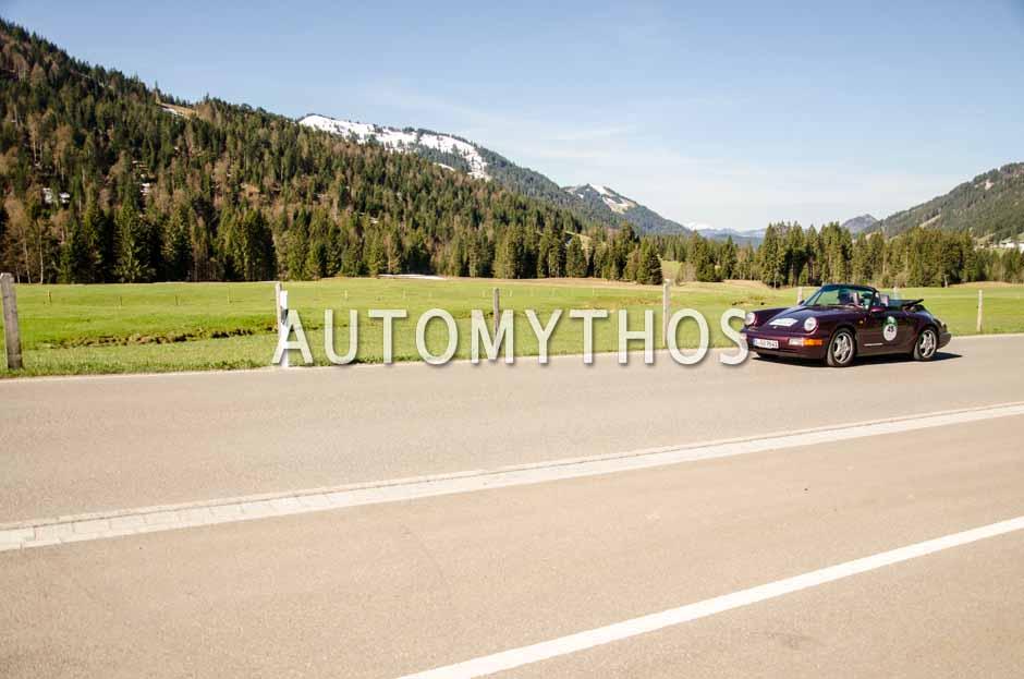 Automythos   5. Bodensee Klassik 2016   45   Siegfried Rauch & Karin Rauch   Porsche 911 Cabriolet