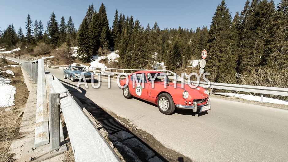 Automythos | 5. Bodensee Klassik 2016 | 52 | Michael Rauth & Evelyn Rauth | Triumph Gt6 Mk I & Volkswagen Käfer 1302 Cabriolet