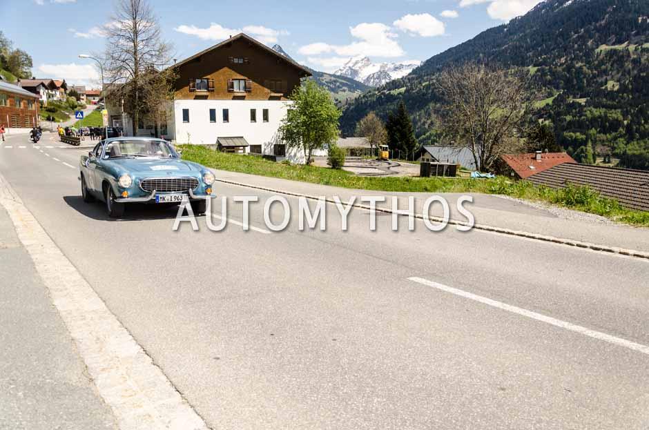 Automythos | 5. Bodensee Klassik 2016 | 53 | Ulrich Hilleke & Ulrike Hilleke | Volvo P1800 S